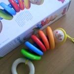 おもちゃをもらいました