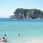 東関東の白い砂浜で海水浴@守谷海水浴場