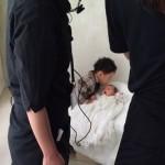 LAQUAN(らかん)スタジオで写真撮影