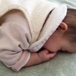 赤ちゃんが寝た瞬間の安堵感がハンパない件
