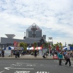 第67回東京みなと祭に行ってきました